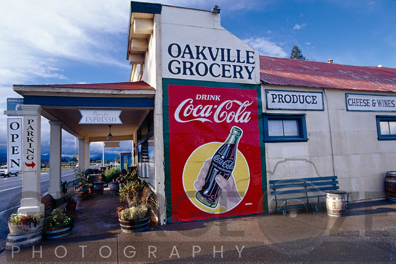 Historic Oakville Grocery Store, Napa Valley, California