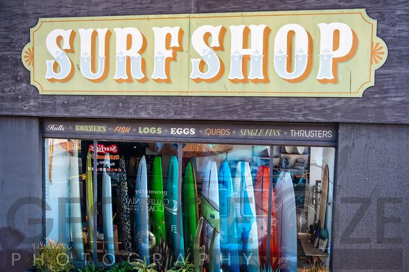 Venice Beach Essentials, Los Angeles, California