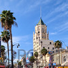 Hollywood Boulevard View, Los Angeles California