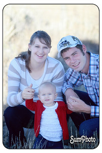 Arley & Emily Family Pictures