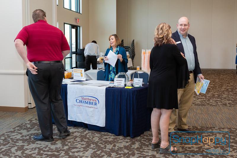 Matthews Chamber March 2019 Luncheon-9106