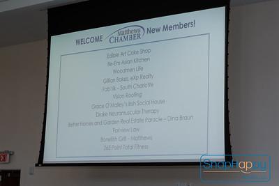Matthews Chamber March 2019 Luncheon-9133