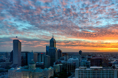 Indianapolis Sunrise