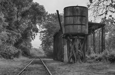 KXHR Railroad Downtown Knoxville, Tennessee