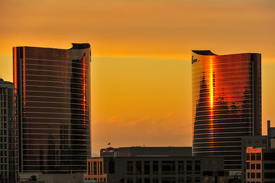 Wynn and Encore at Sunset, Las Vegas