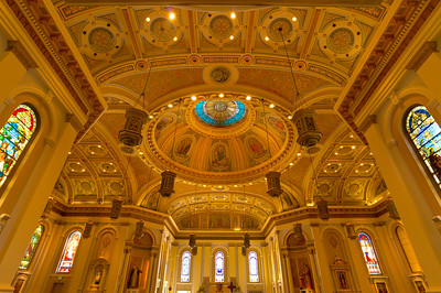 Cathedral Basilica of St. Joseph, San Jose, California