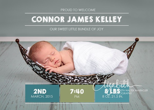 Connor Kelly proud