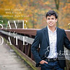 Grad Save the Date Front
