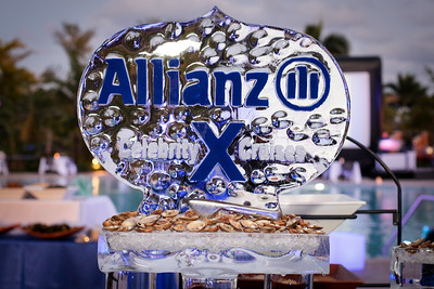 Celebrity and Allianz VIP Party