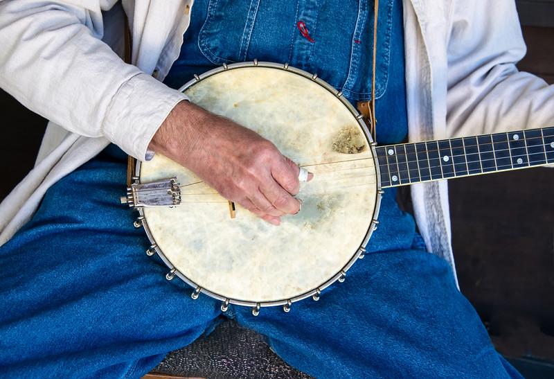 Banjo Man Hand