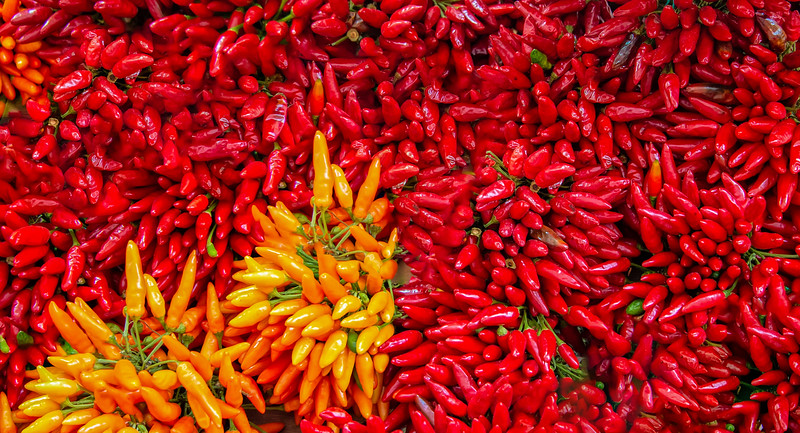 Peperoycini  Peppers Abstract