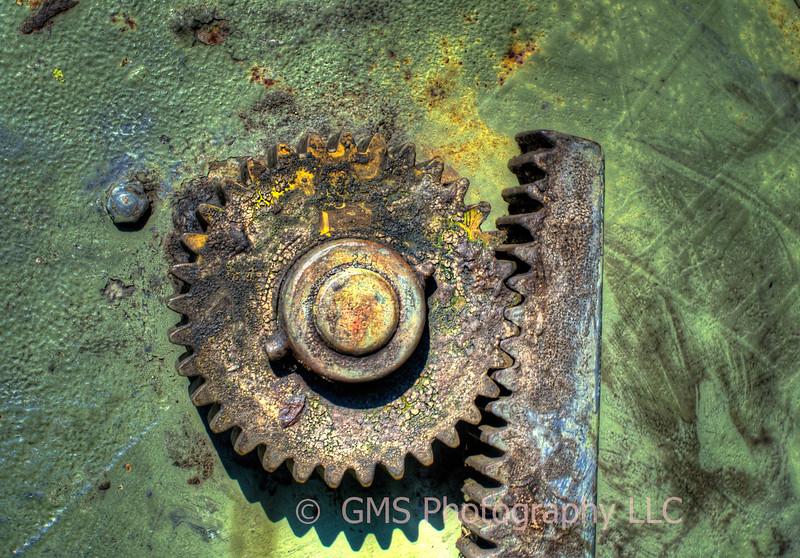 Old Artillery Elevation Control