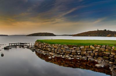 Lough Erne Golf Club 10th Hole