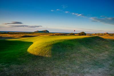 North Berwick Golf Course 16th Hole