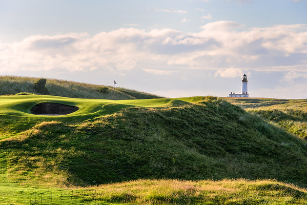 Trump Turnberry Ailsa Course 6th Hole