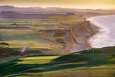 Sherringham Golf Club 5th Hole