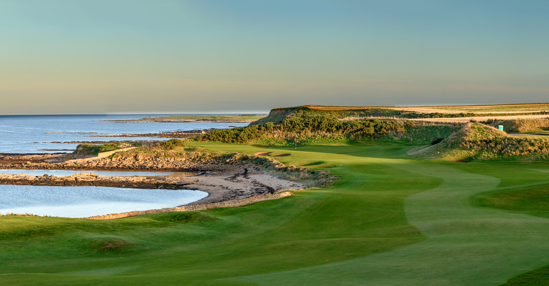 Kingsbarns Golf Course 12th Hole