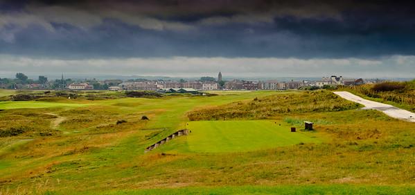 Prestwick Golf Club 13th Hole