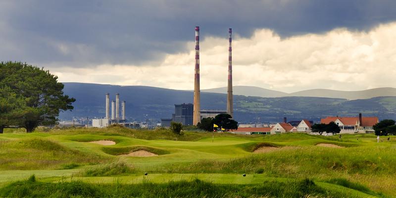 Royal Dublin Golf Course 4th Hole
