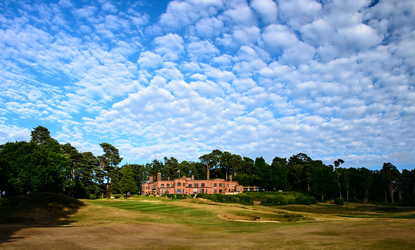 St George's Hill Golf Club 9th Hole