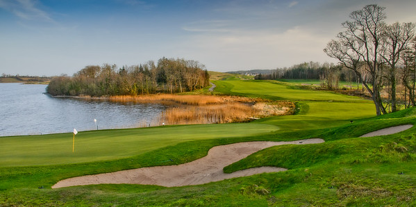 Lough Erne Golf Course 9th Hole