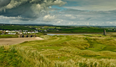 Lahinch Golf Course 12th Hole