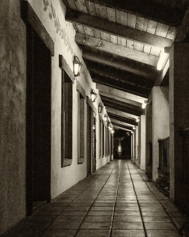 Mysterious Passage