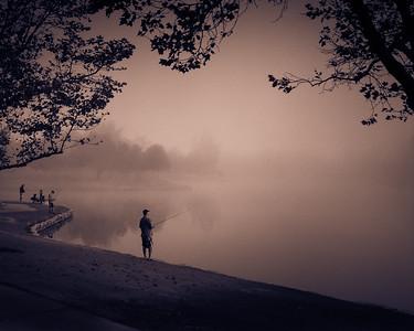 Fog Fishing