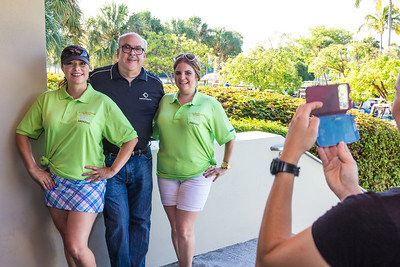 Coral Gables Chamber of Commerce Crandon Park 2014 Golf Classic Photo