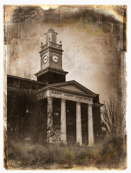 Barren County Courthouse, Glasgow Kentucky