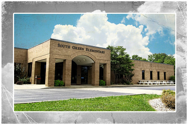 South Green Elementary. Glasgow, Kentucky.