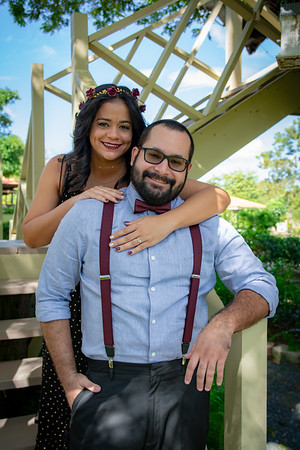 Deja Vu Photography Engagement - Hacienda Don Carmelo - Vega Alta, Puerto Rico