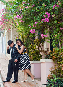 Deja Vu Photography - Engagement - San Germán, Puerto Rico
