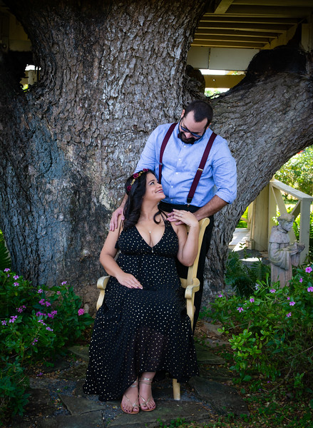 Deja Vu Photography - Engagement - Hacienda Don Carmelo, Vega Alta, Puerto Rico