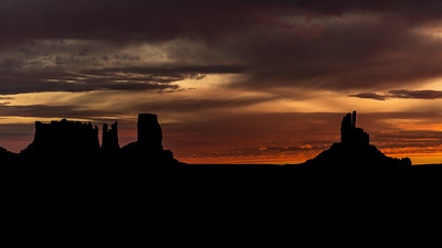 Sunrise, Monument Valley, Arizona