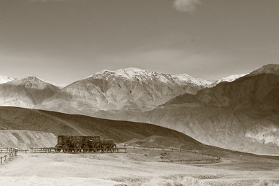 Harmony Borax Works, Death Valley