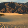 Mountains and Sand Dunes