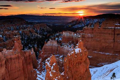 Bryce Canyon Sunrise (Landscape)