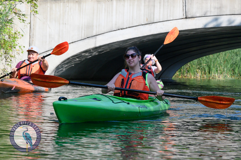 Morning Canal Paddle - DRS