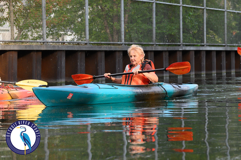Detroit River Sports - Paddle to Table