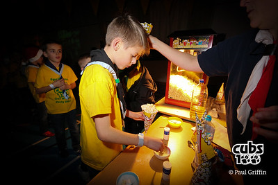 Spelthorne District Cubs100 Promise Party