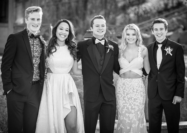Duluth East Prom 2017