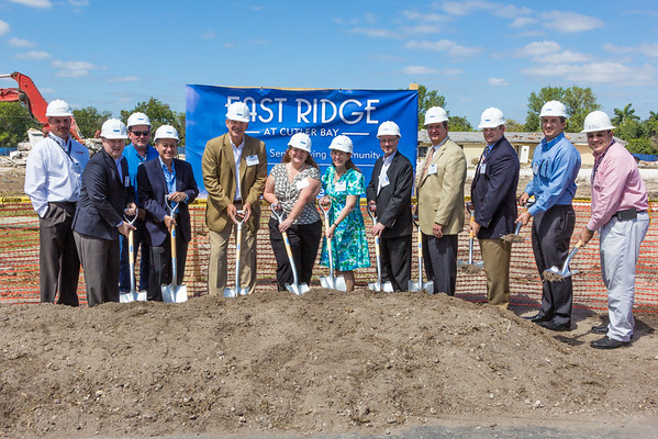East Ridge Groundbreaking
