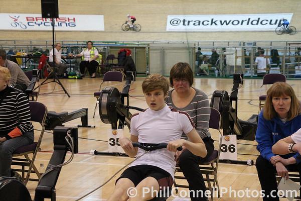English Indoor Rowing Championships 2014