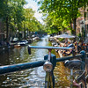 Summer Impression of Amsterdam