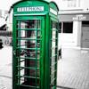 Irish Phone Booth, Kinsale, County Cork, Republic of Ireland