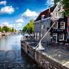 Small Crooked Lockhouse Restaurant, Amsterdam