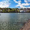 View of Kinsale Harbor, County Cork, Ireland