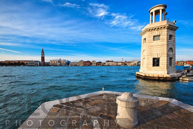 Venice View from Church of San Giorgio Maggiore, Veneto, Italy