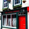 Entrance of an Irish Pub, Kinsale County Cork, Republic of Ireland